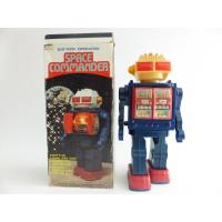 Robot Space Commander Vintage