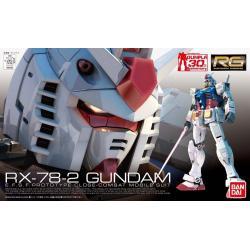 Gundam RG - RX-78-2 - Model Kit - Bandai