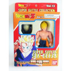 Dragonball Z - Super Sayian Son Gohan action figure rétro Vol 13 - Bandai