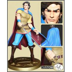 The mysterious cities of gold  Mendoza statue - retro limited edition in box - custom arts