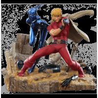 Cobra - space adventure - statue résine - Oniri créations