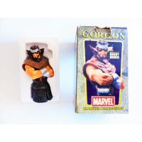 Marvel bust 15 cm - gorgon - used limited product - 1/8 th - Bowen
