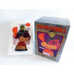 Marvel bust 16 cm - Super Skrull - used limited product - 1/8 th - Bowen