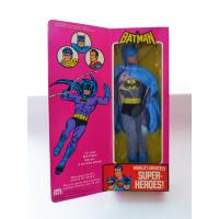 Batman - DC league of justice action figureFigurine DC ligue de justice -  retro articulated toy - Mego - 1976