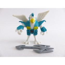 Dragonautes- n°4 Colonel Bird-Hasbro-en loose