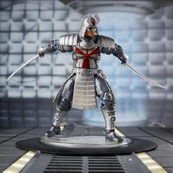 X men - Silver samourai collector action figure - Marvel 80 years - hasbro