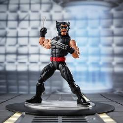 X men - Wolverine collector action figure - Marvel 80 years - hasbro