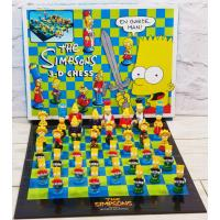 Jeu Echec - Simpsons 3 D Chess  - 21th century fox