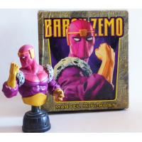 Buste rétro Marvel 16 cm Baron Zemo d'occasion - Thanos  - 1/8 ème - Bowen