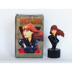 Buste rétro Marvel 16 cm Black Widow d'occasion   - 1/8 ème - Bowen