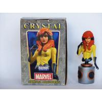 Marvel vintage bust 16 cm - Crystal  - used limited product - 1/8 th - Bowen