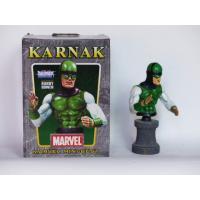 Marvel vintage bust 16 cm -  Karnak The inhuman- used limited product - 1/8 th - Bowen