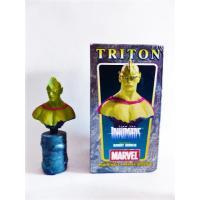 Marvel vintage bust 16 cm -  Triton The inhuman- used limited product - 1/8 th - Bowen