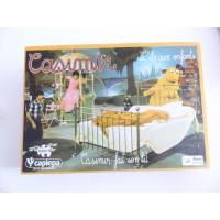 Casimir- Puzzles- Casimir fait son lit