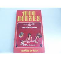 100 bornes coffret de Luxe-Edmond Dujardin