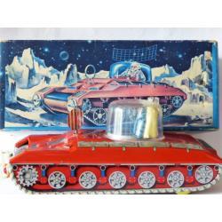 Space tank  - Hachette
