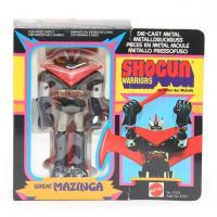 Shogun warriors - Mazinga figurine complète en boîte avec notice - Mattel