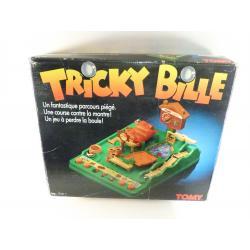 Jeu Tricky bille- Tomy