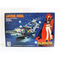Captain Harlock lanceur spatial space ship in box - Céji Arbois takara