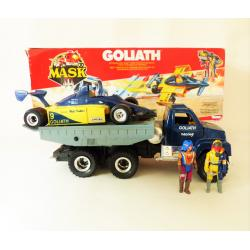 Mask - Goliath - Kenner retro toy in box