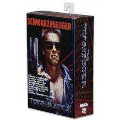 The Terminator action figure - The Terminator  - NECA