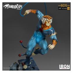 thundercats  vintage design - statuette Tygra in resin - Iron studios