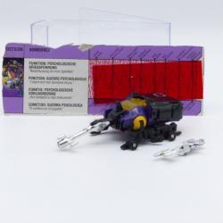 Transformers - insecticon G1 - Bombshell - Takara - Hasbro