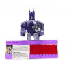 Transformers - decepticon G1 - Cyclonus - Hasbro