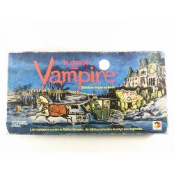 Jeu-La chasse aux vampires-Miro meccano