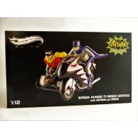 Batman retro serie TV-Batcycle-Hotwheeels