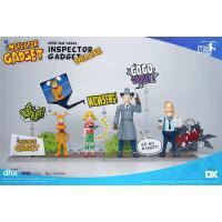 Inspecteur Gadget - Coffret 4 figurines Inspecteur Gadget - Blitzway - 5ProStudio